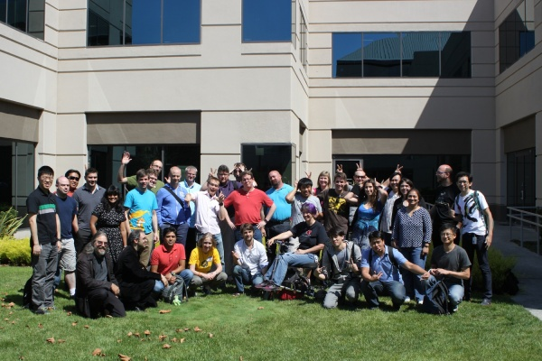 2014 QA Workweek in Mountain View