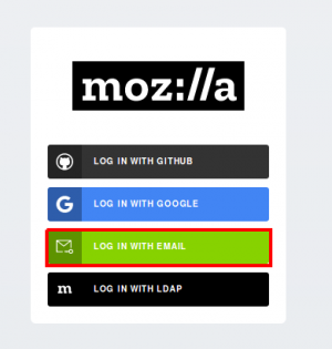 Mozillians - login options available.png