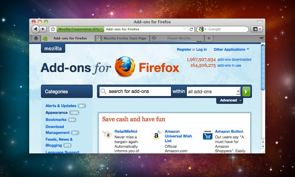 Firefox/4 0 Mac Theme Mockups - MozillaWiki