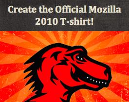 The Mozilla 2010 T-shirt Design Challenge!