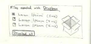 Thunderbird/Clippy/Sketches - MozillaWiki
