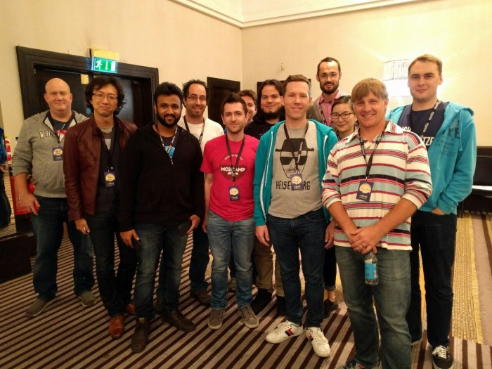 Add-ons Meetup in London, June 2016