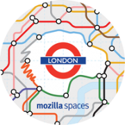 Mozilla London logo