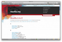 Mozilla A to Z